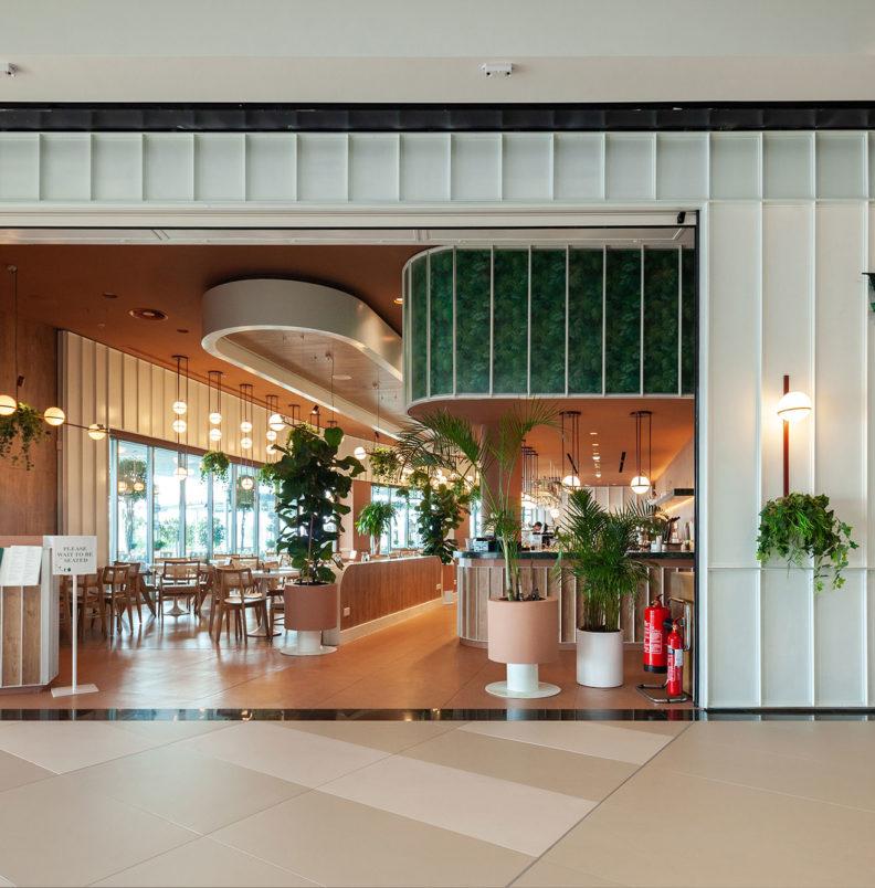 Verde Cafe Resto - Nicosia Mall | M2quare